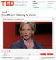 Just another great speech from Brené Brown on vulnerability